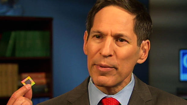 Dr. Thomas Frieden, director of the Centers for Disease Control
