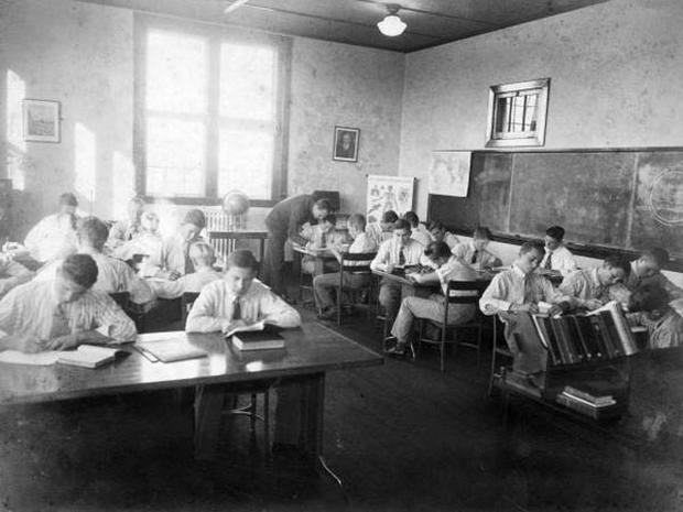 Historic Photographs: The Dozier School for Boys