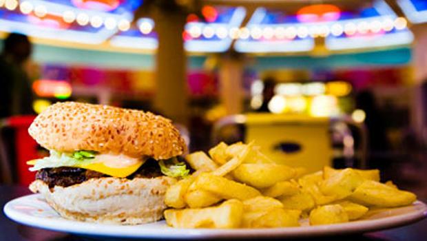 Fast Food Obesity  Reddit