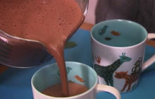 Hot cocoa: A sweet way to keep brain sharp?