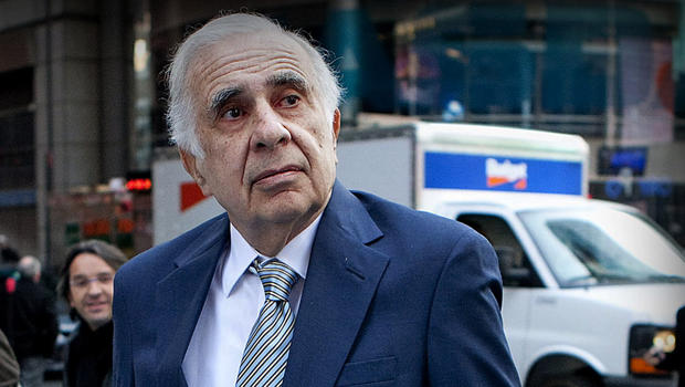 Icahn steps down from role as Trump's regulatory advisor