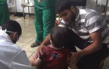 Syrian activists gather evidence to prove chemical attack