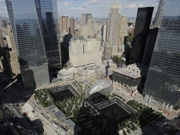 9/11 Museum construction continues