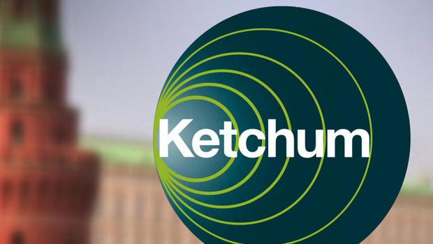 Ketchum PR firm logo