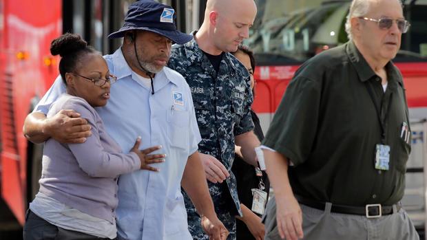 Shooting at Washington Navy Yard