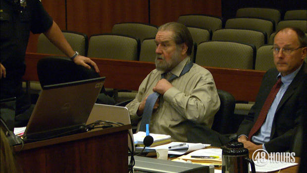It would take nearly a decade of legal delays before Richard Hirschfield's murder trial began.