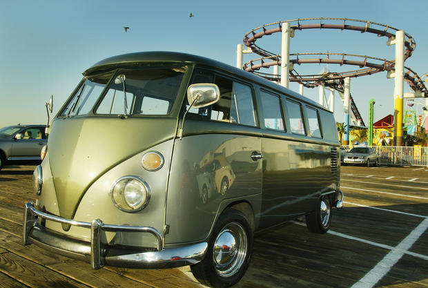 End of the road for the VW bus