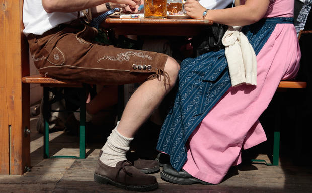 Raise your glasses, it's Oktoberfest!