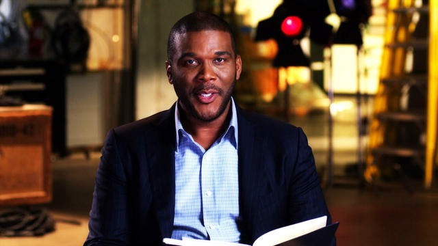 Note to Self: Tyler Perry writes to his younger self