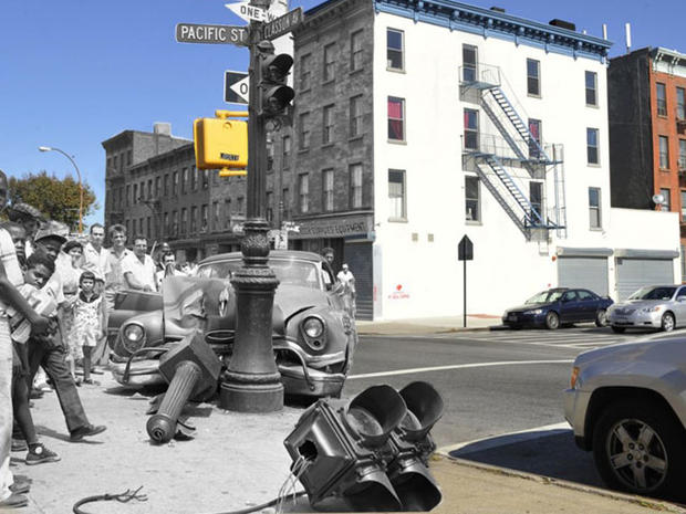 New York City - Then & Now