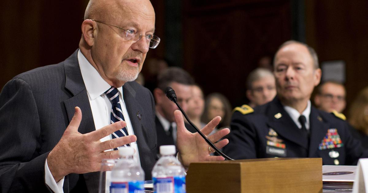 NSA chief: Agency tried to track Americans via cellphones