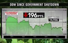 Markets fall as potential financial crisis looms