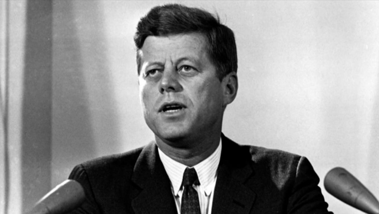 the life and administration of john f kennedy