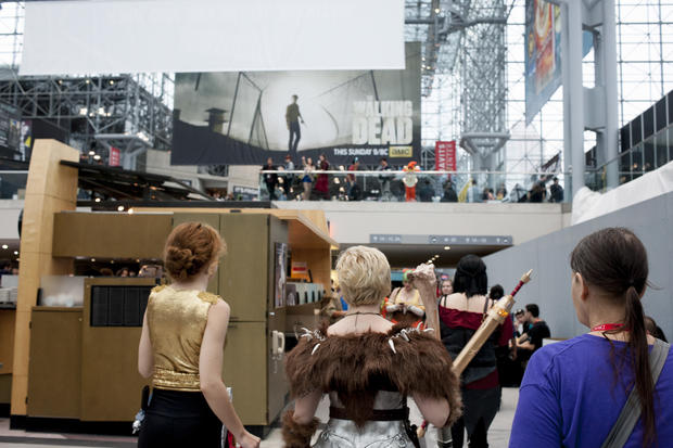 Costume designers head to Comic Con