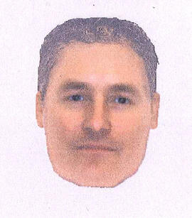 Another sketch of the man wanted for questioning in the Madeleine McCann case.
