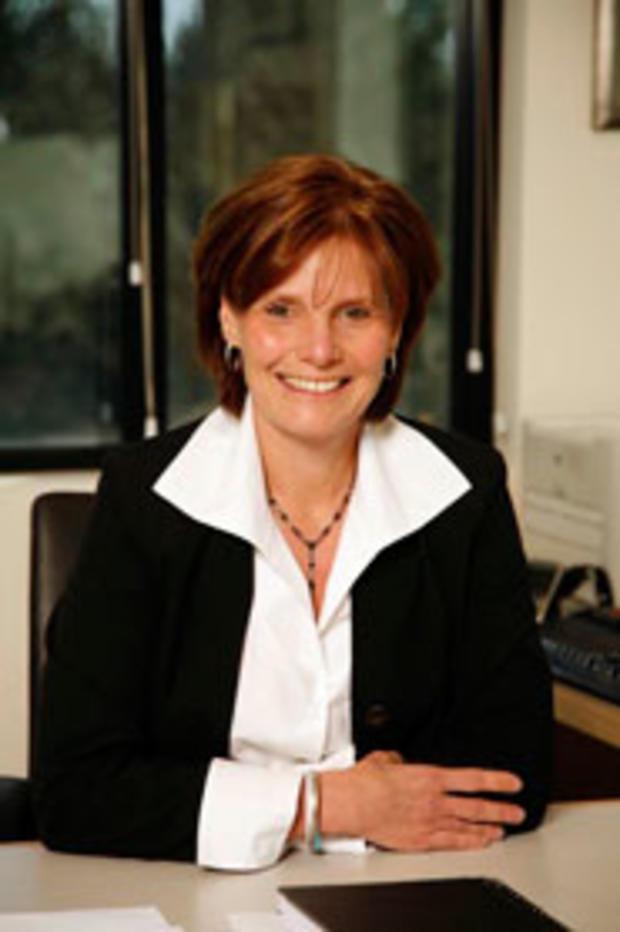 Cindy Davis, head of Nike's golf division