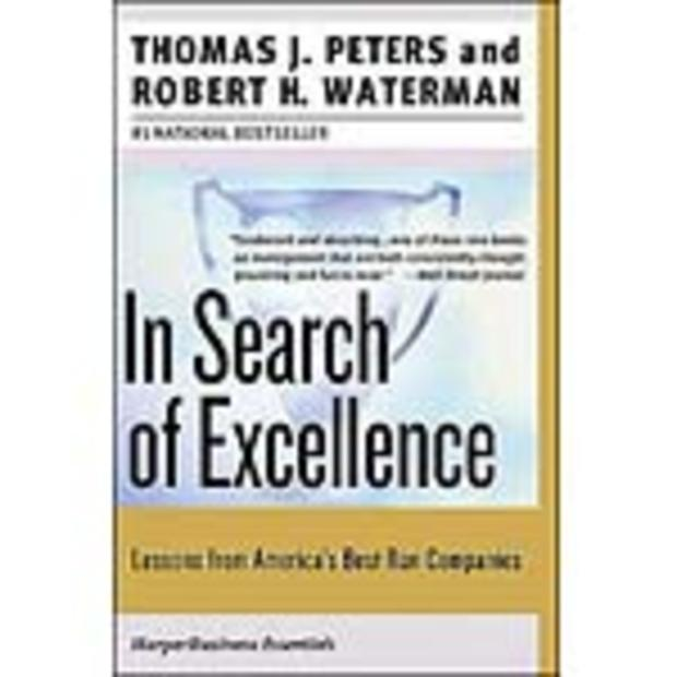 In Search of Excellence<