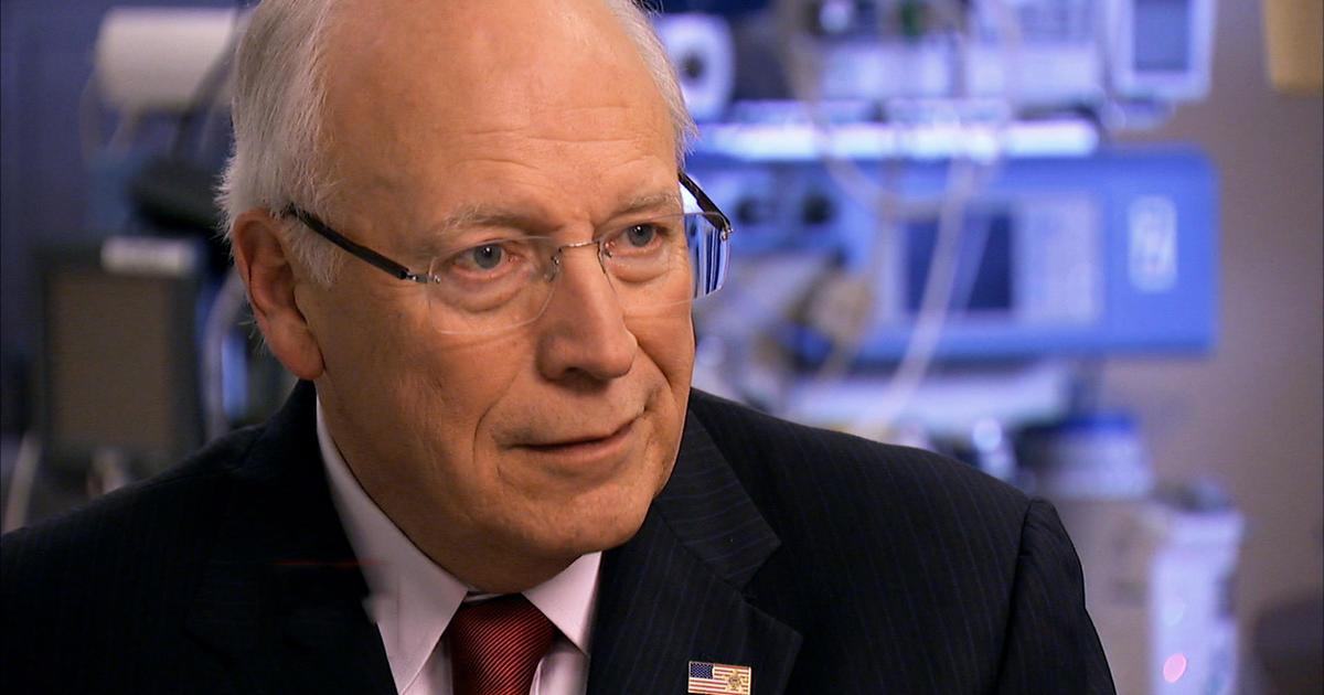 Dick cheney drug connection
