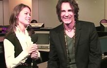 Rick Springfield Backstage