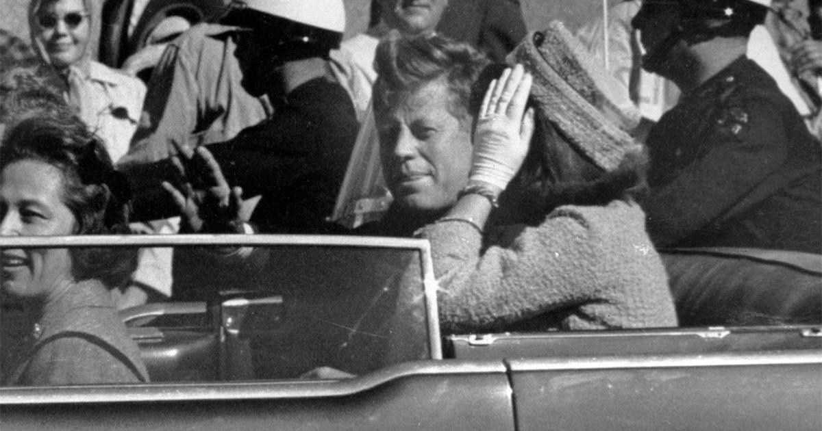 the event of jfks assassination Hours after her husband was assassinated, many advisers urged jackie to   carefully staging every aspect of the event, jackie modeled jfk's.