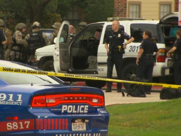 Arlington Tx News >> Suspected Gunman In Arlington Texas Reportedly Engaged In