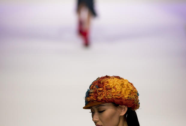 Beijing Fashion Week 2013