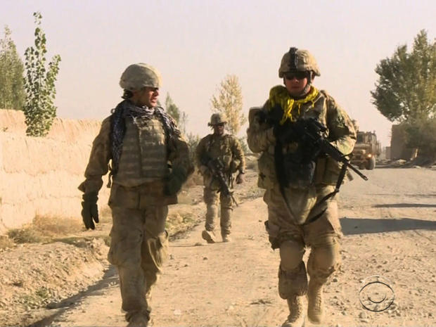 As U.S. forces prepare to hand over security duties to their Afghan partners, the responsibility of clearing the roads remains strictly an American operation.