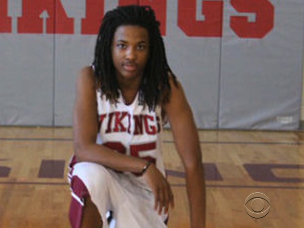 Kendrick Johnson, 17, was found dead in a rolled-up mat in his high school gym.