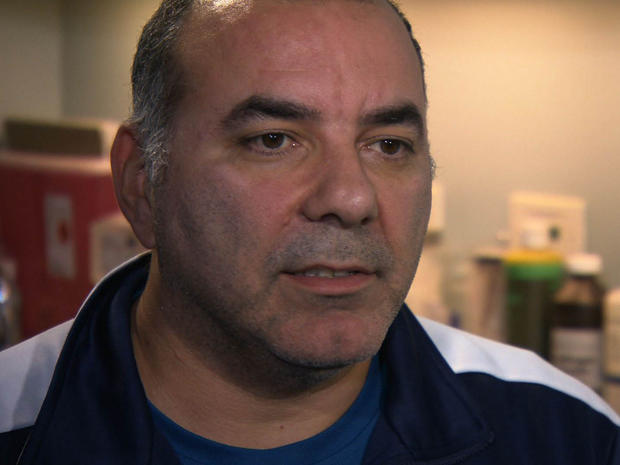 Restaurant owner Luca Marcato says he regained a lot of energy after he started taking testosterone replacement.