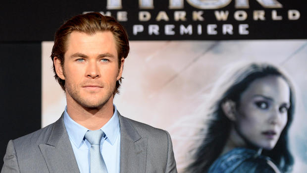 """Thor: The Dark World"" hits Hollywood"