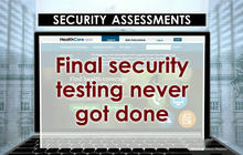 HealthCare.gov never received top-to-bottom security test