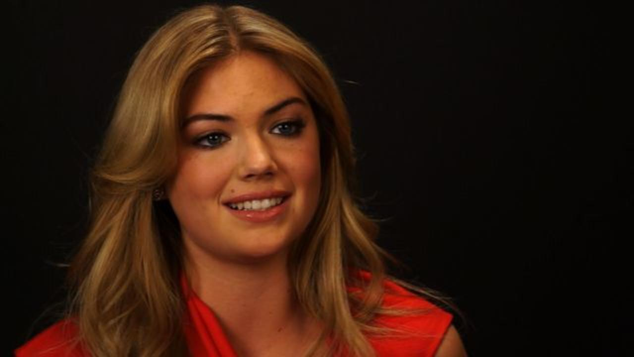 Kate Upton On Guys Beauty And What Makes Her Tick Cbs News