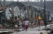 Massive job ahead for Philippines' typhoon relief efforts