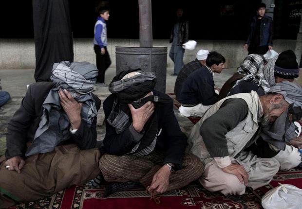 Shiite Muslims observe Ashura