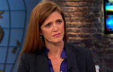 "Ambassador Samantha Power on Iran, sanctions: ""We have to test this regime"""