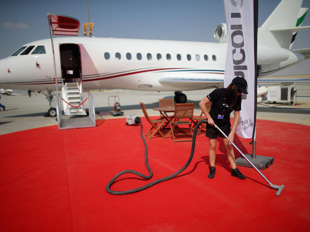 Highlights from the Dubai Airshow