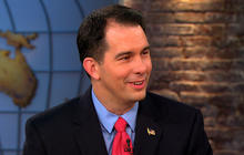 """Scott Walker: Any of 30 Republican governors would be """"marked improvement over this president"""""""