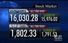 Wall Street's record ride