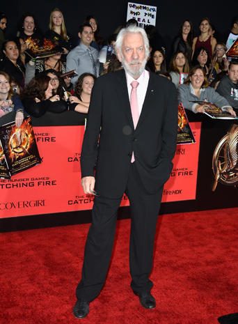 """""""The Hunger Games: Catching Fire"""" Los Angeles premiere"""