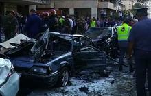 Beirut bombing linked to Syrian civil war