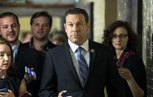 Fla. congressman arrested for cocaine possession