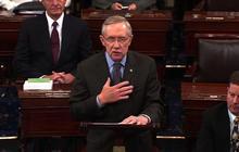 "Reid: ""Time to change"" Senate's filibuster rules"