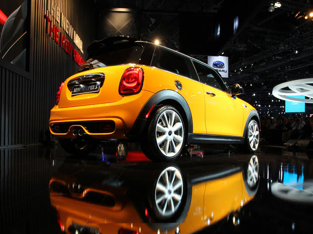 Wonderful wheels at the L.A. Auto Show