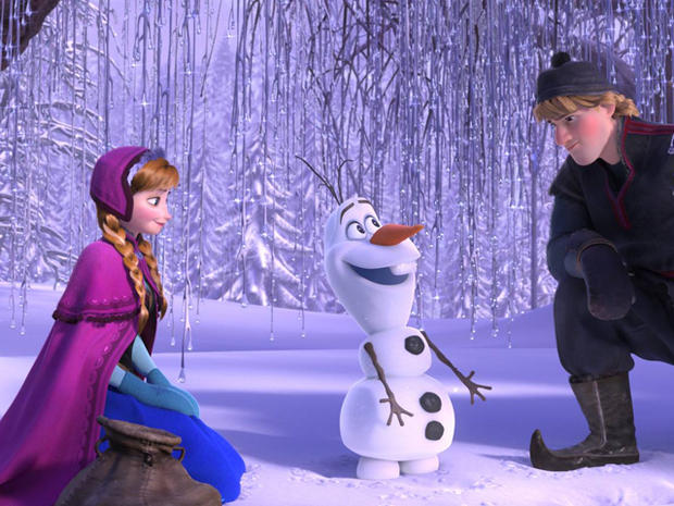 Top holiday movies 2013