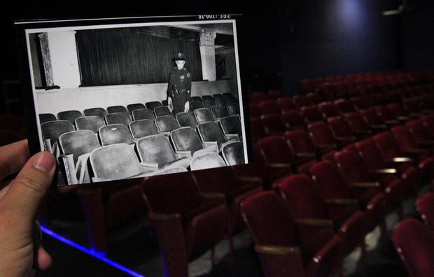 Texas Theatre, Houston