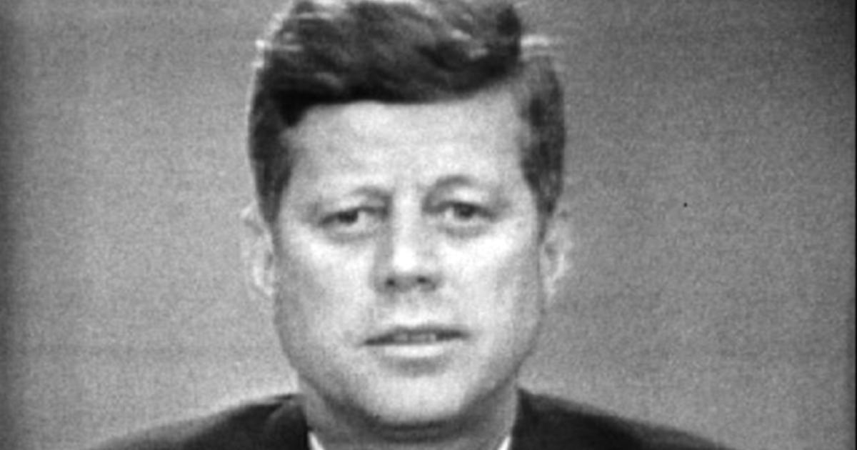 How JFK changed the course of civil rights - Videos - CBS News