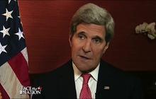 """Kerry: U.S., allies """"better off"""" after Iran deal"""