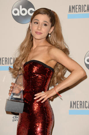 American Music Awards 2013: Press room