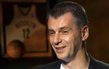 Russian billionaire on his Brooklyn Nets and politics