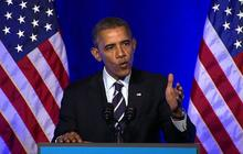 """Obama: """"Higher standard"""" may prevent you from keeping your health care plan"""